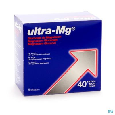 Ultra mg Sach. 40 X 3g