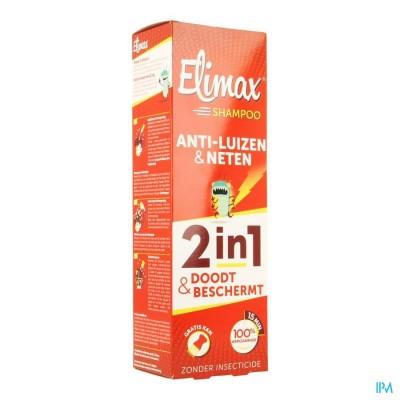 Elimax Shampoo Tegen Luizen Fl 100ml