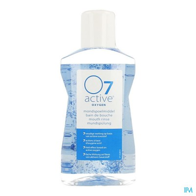 O7 Active Mondspoeling 500ml O7ms