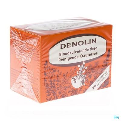 Denolin Thee Bloedzuiverend S.f. 20
