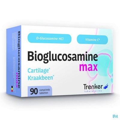 Bioglucosamine Max Nf Comp 90