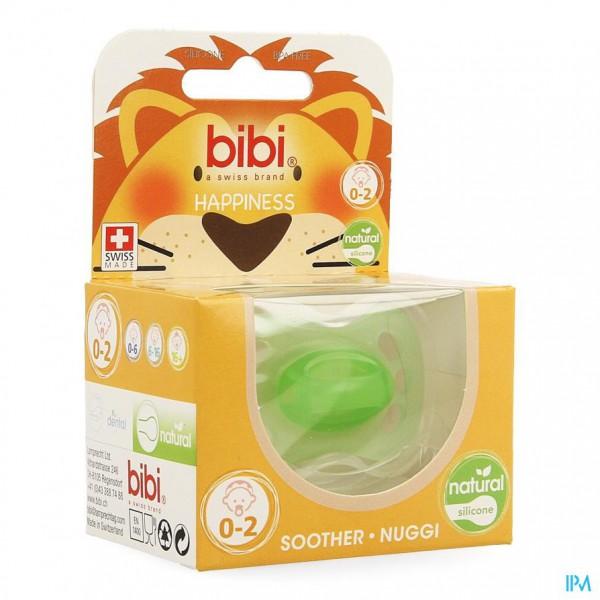 Bibi Fopspeen Hp Natural Newborn 0-2m