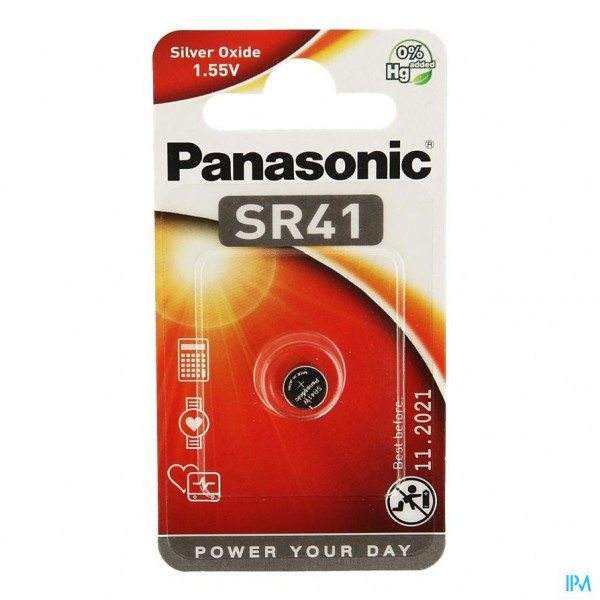 Panasonic Batterij Sr 41w 10