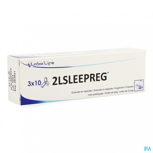 2l Sleepreg Caps 30