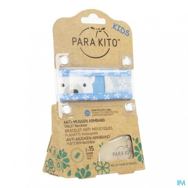 Para'kito Wristband Kids Polar Bear