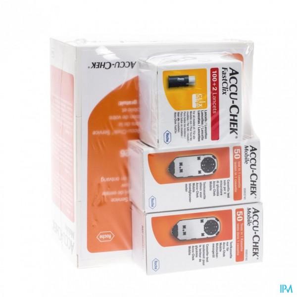 Accu Chek Mobile Startkit Zorgtraject 07930127001