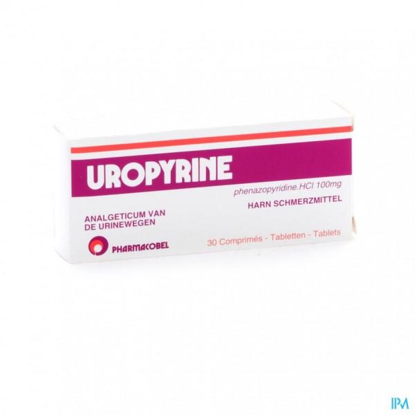 Uropyrine Drag 30 X 100mg